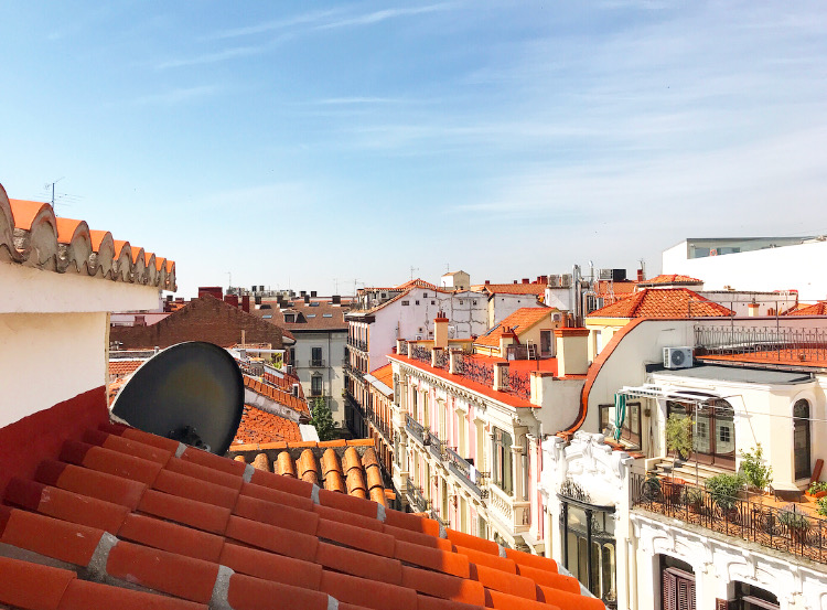 Madrid, een magische stad